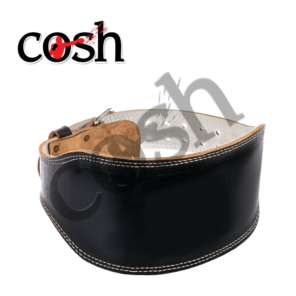 Weight Lifting Belt Genuine Leather New 2016 By Cosh