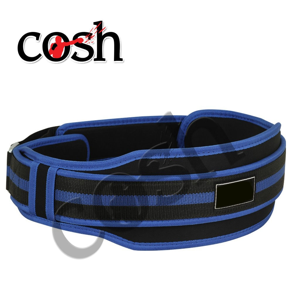 Neoprene Gymnastic Weight Lifting Bodybuilding Fitness Belt