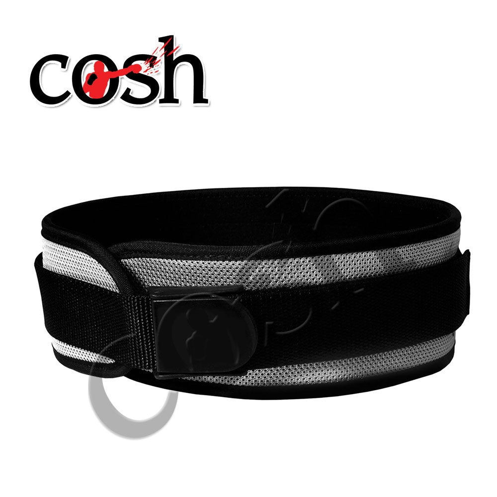 Weight Lifting Belt Gym Back Support Fitness Neoprene