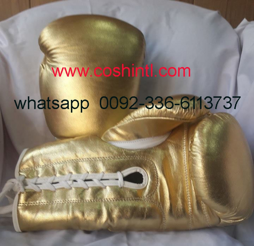 Wholesale Leather Mexican Grant Boxing Gloves