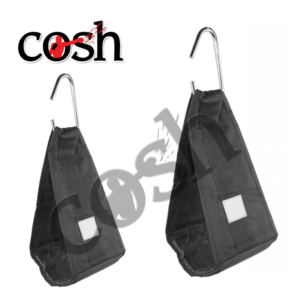Customized Black AB Sling For Weight Lifting