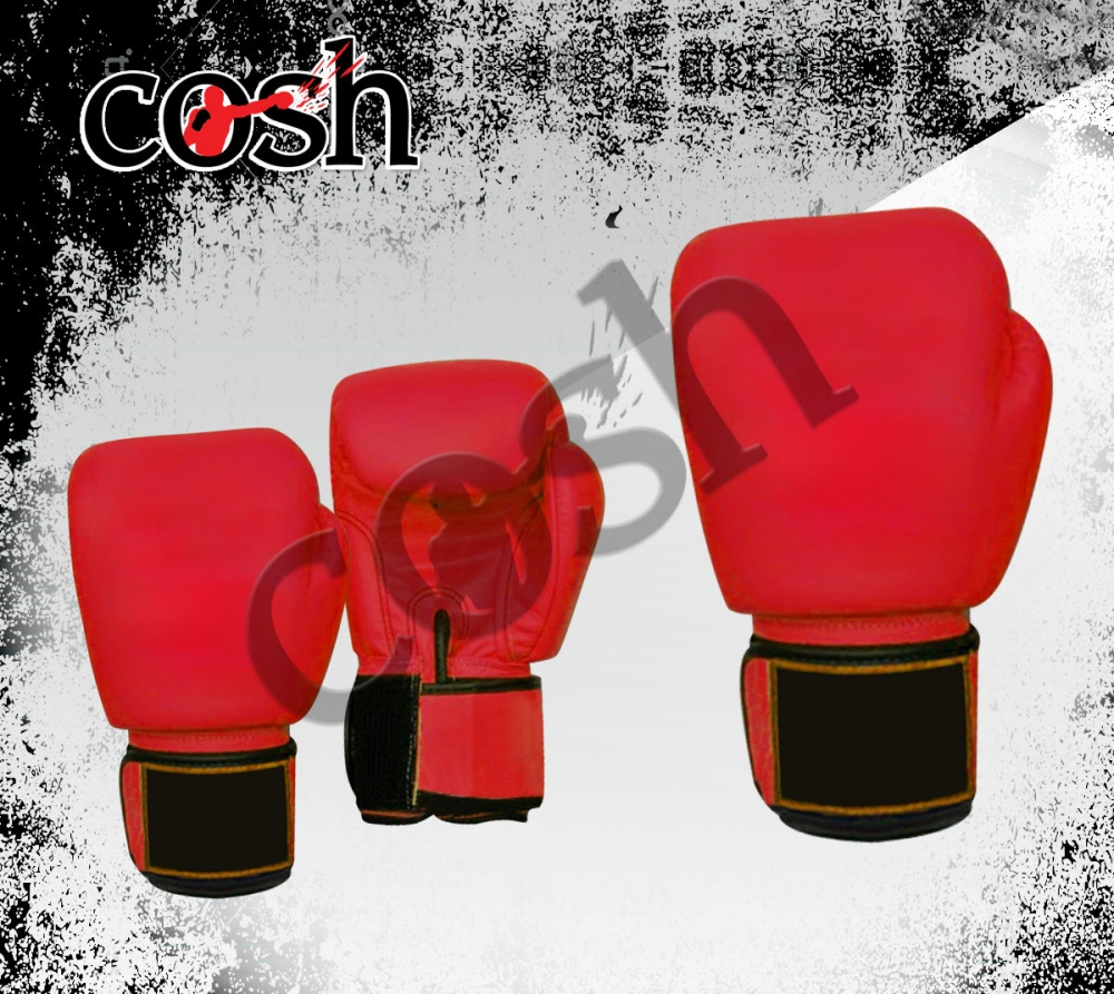 Red Boxing Gloves Suppliers Cosh International