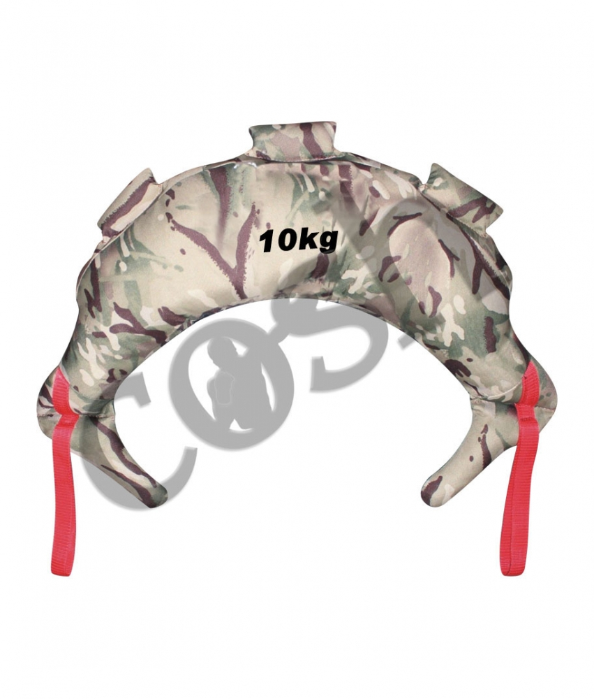 Training Professional Camouflage Bulgarian Bag By Cosh