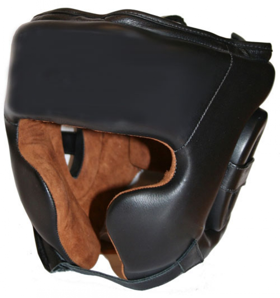 Artificial Leather Head Guard