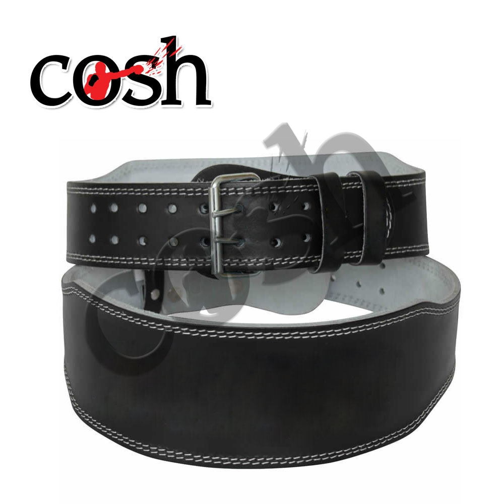 Leather Weight Lifting Power Belts By Cosh
