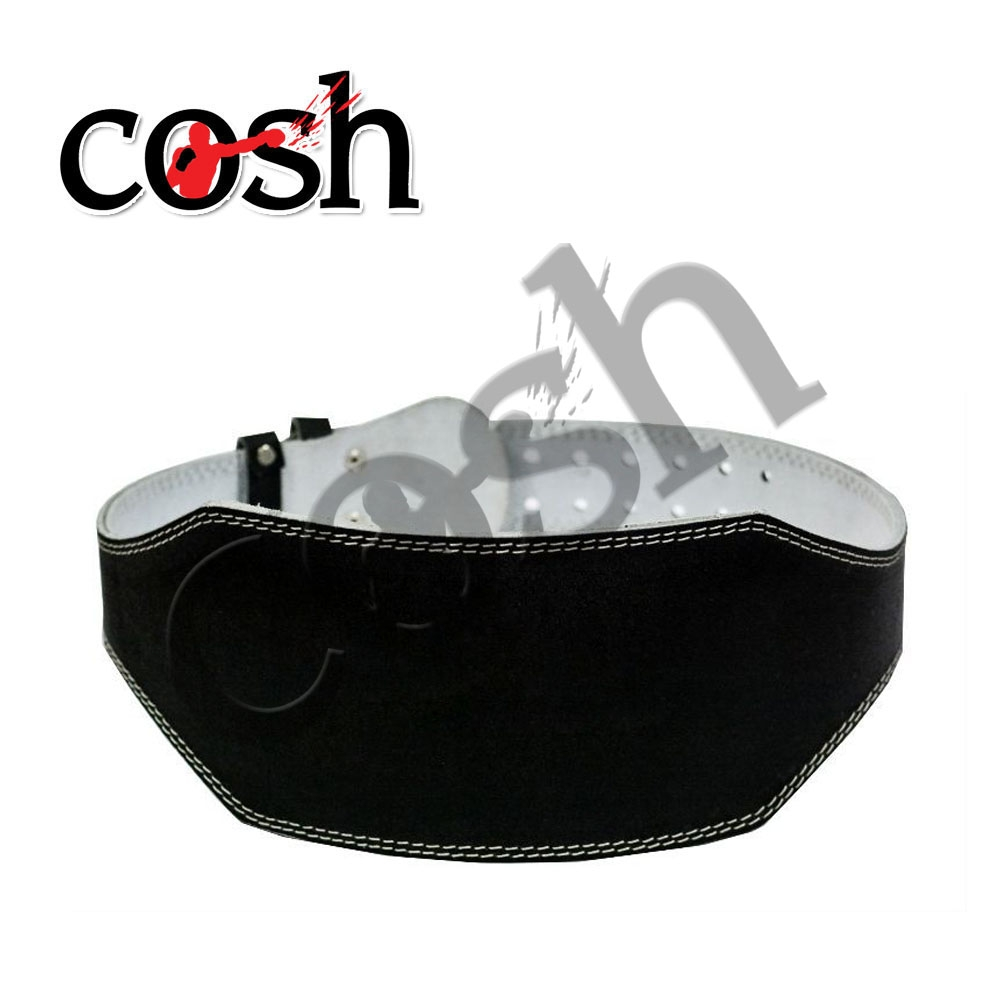 Genuine Leather Weight Lifting Belt By Cosh